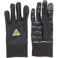 eb's (エビス) スノーグローブ HEAT INNER ヒート?インナー 02-BLACK/FISH MLサイズ 手袋