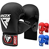 RDX Taekwondo Mitts WTF Training Martial Arts Boxing Sparring MMA TKD Punch Bag Gloves Grappling Karate Fighting