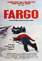 Fargo Dムービーポスター11x 17ウィリアム・H・Macyフランシス・マクドーマンドSteve Buscemiペーテル・ストルマレ