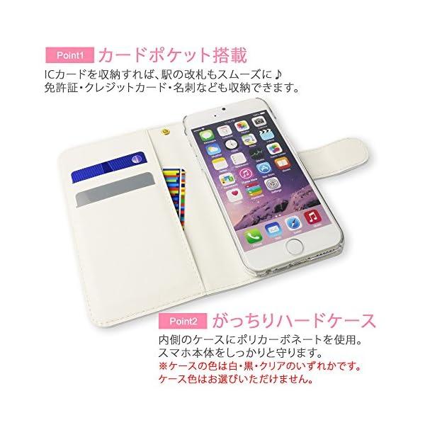 mitas iPhone5s ケース 手帳型 ...の紹介画像4
