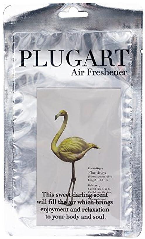 宇宙の分岐するくさびノルコーポレーション サシェ プラグアート ハンガータイプ 消臭 レモンバーベナの香り PLA-2-3
