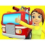 Fire trucks: day 2