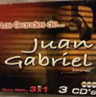 Los Grandes De Juan Gabriel Serie Max 3