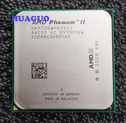AMD Phenom II x3 720 hdx720wfk3dgi 2.8 G 938-pin CPU