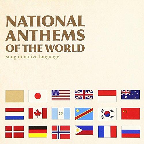 世界の国歌(歌唱編)
