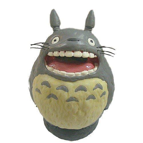 【ジブリグッズ/となりのトトロの貯金箱】大トトロコインポット