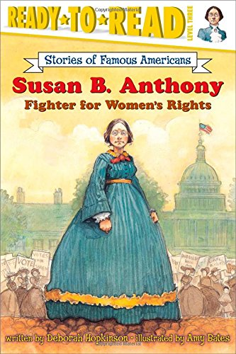 Susan B. Anthony (Ready-to-read SOFA)の詳細を見る