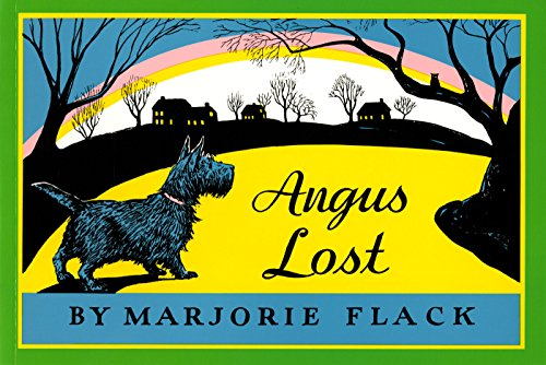 Angus Lost (Angus and the Cat)の詳細を見る