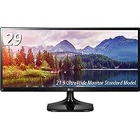 LG モニター ディスプレイ 29UM58-P 29インチ/21:9 ウルトラワイド/IPS 非光沢/HDMI×2