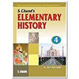 S. Chand's Elementary History For Class-4 [Perfect Paperback] [Jan 01, 2017] Dr M.P. Rozario