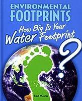 How Big Is Your Water Footprint? (Environmental Footprints)