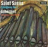 サン=サーンス:交響曲第3番「オルガン」/フランク:交響曲