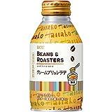 UCC BEANS&ROASTERS クリームブリュレラテ 缶 (Hanako) 260g×24本