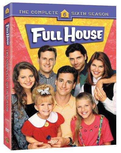フルハウス<シックスシーズン>コレクターズ・ボックス [DVD]の詳細を見る