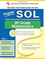 Virginia Sol Rea: The Best Test Prep for 8th Grade Math (Test Preps)