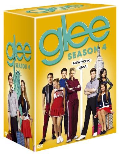 glee/グリー シーズン4 DVDコレクターズBOX (日本オリジナル・フォトブック付)の詳細を見る