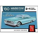1/25 1960 フォード スターライナー ハードトップ プラモデル