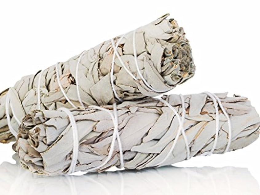 White Sage Smudge Sticks 10cm