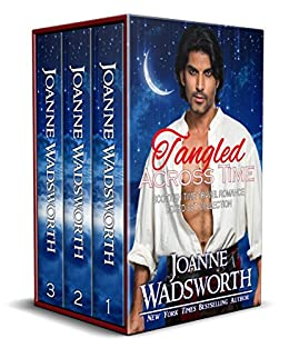 Tangled Across Time by [Joanne Wadsworth]