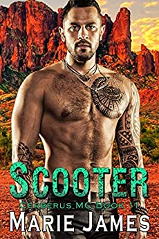 Scooter: Cerberus MC Book 11 by [James, Marie]