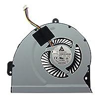 gotor® X43E X43SA X43SD X43SJ X43SM X43SV対応交換用 CPUファン CPU冷却ファン