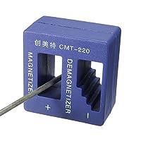 Prament 磁化器消磁箱のスクリュードライバのヒントねじビット磁気工具