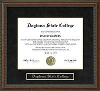 デイトナ大学卒業証書状態フレーム fl-daytona-91-burl