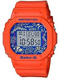 [カシオ]CASIO 腕時計 BABY-G ベビージー Graffiti Face BGD-560SK-4JF レディース