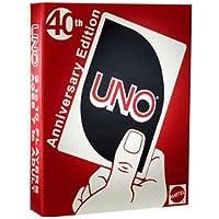 ウノ UNO カードゲーム 40周年記念 オリジナル ウノ 復刻版