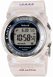 [カシオ]Casio 腕時計 Baby-G ベイビー・ジー Love The Sea And The Earthシリーズ 世界6局対応電波ソーラーウォッチ BGD1030K7JR レディース