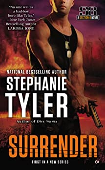Surrender: A Section 8 Novel (Section 8 series) by [Tyler, Stephanie]