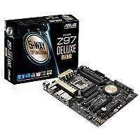 ASUSTeK Intel Z97搭載 USB3.1対応 マザーボード Z97-DELUXE/USB3.1 【ATX】