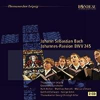 Bach: St John Passion by Gewandhaus Orchestra (2013-02-26)