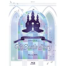 THE IDOLM@STER CINDERELLA GIRLS 4thLIVE TriCastle Story(初回限定生産)[Blu-ray]