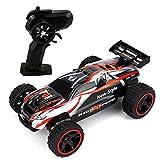 GPTOYS ラジコンカー 2.4GHz 競技可能 RCカー 初心者に最適 1/18スケール 16km/h 初級版(S601レッド)