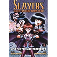 Lina the Teenage Sorceress (Slayers Super-Explosive Demon Story)
