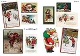 しあわせを贈るクリスマスカード 1000 (ホールマークカードライブラリー) 画像