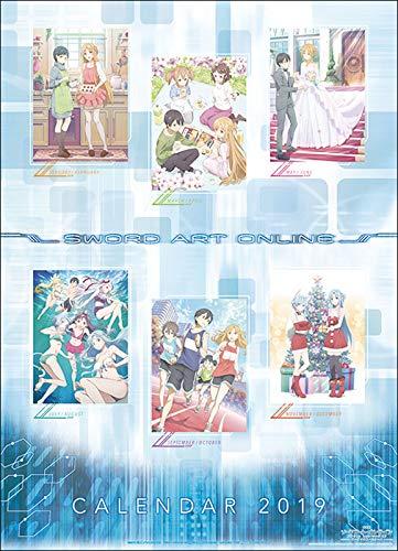 劇場版ソードアート・オンライン -オーディナル・スケール- 2019年カレンダー...