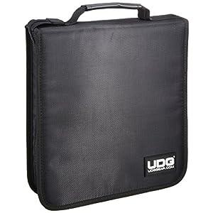 UDG CD / DVD 128枚収納ケース Ultimate CD Wallet 128 U9979BL