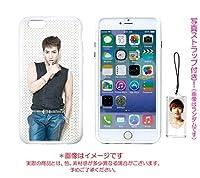 2PM ツーピーエム Jun.K ジュンケイ Apple iPhone6 Plus iPhone6Plus 専用 シリコンケース ジェリーケース 写真ストラップ付き 2