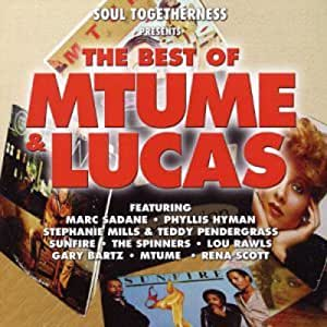 BEST OF MTUME & LUCAS