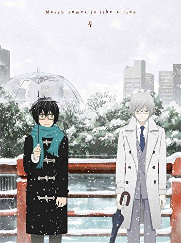 3月のライオン 4(完全生産限定版)[Blu-ray/ブルーレイ]