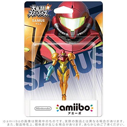 amiibo サムス(大乱闘スマッシュブラザーズシリーズ)