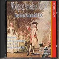 Serenades & Divertimenti by W.A. Mozart