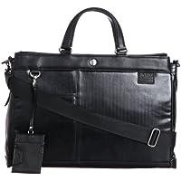 [タケオキクチ] ビジネスバッグ B4 トリプルファスナー ポリカ 703513