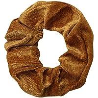 Girls Multi-Color Elastic Velvet Scrunchie Stretchy Hair Tie Band Rope Hairband Women Headware