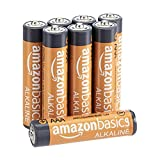AmazonBasics AAA Performance Alkaline Batteries, 8ct (Packaging May Vary)