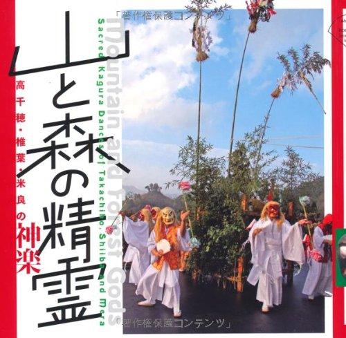 山と森の精霊  高千穂・椎葉・米良の神楽 (LIXIL BOOKLET)の詳細を見る