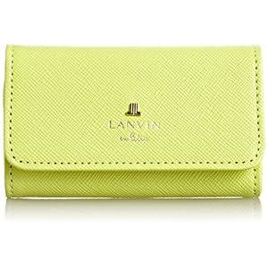 [ランバンオンブルー] LANVIN en Bleu リュクサンブール キーケース 480115 73 (ミント)