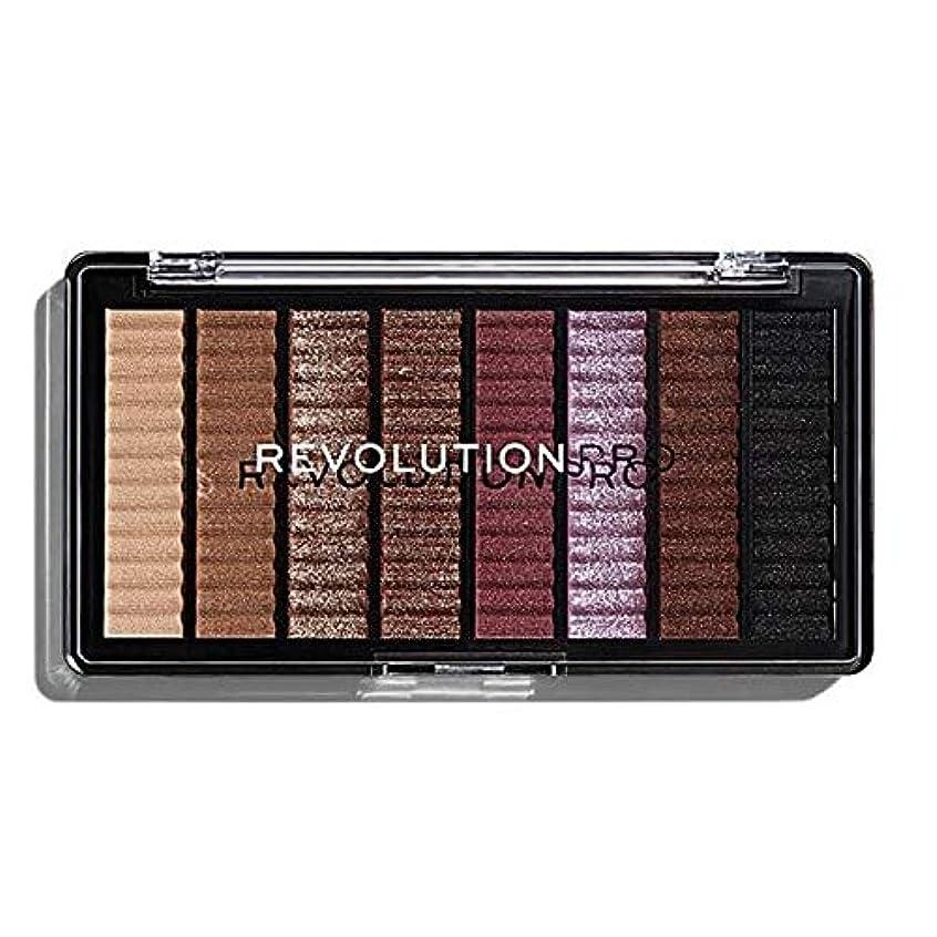 タック透過性せせらぎ[Revolution ] 革命プロ最高の魅力のアイシャドウパレット - Revolution Pro Supreme Allure Eye Shadow Palette [並行輸入品]